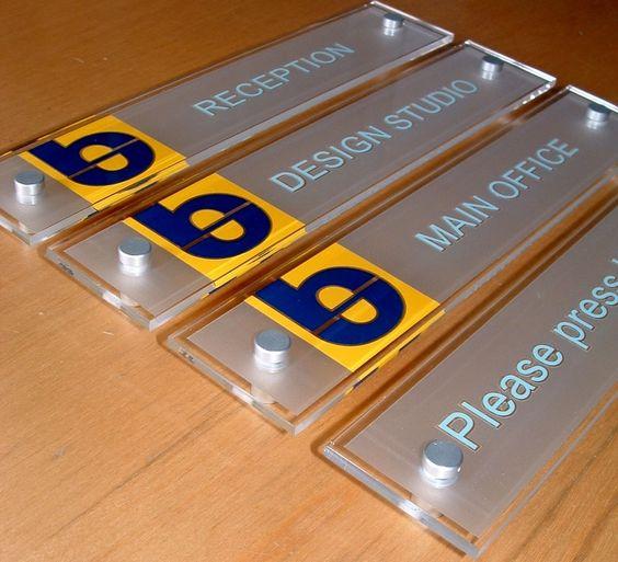 Main Office Door Signs Httpwwwde signagecom
