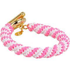 woven plastic bracelet