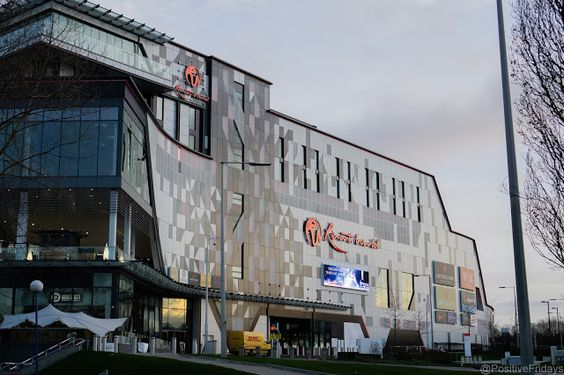 Positive Fridays- A Birmingham food blog: Birmingham: A day out at Resorts World