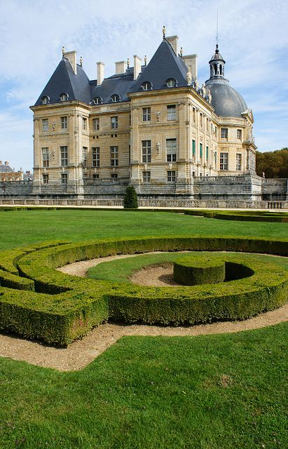 Chateaus, Ile De France And Frances O'connor On Pinterest