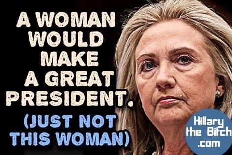 "@Patriotic_Me @seanhannity A Woman Would Make A Great President !! #HillarysBigAnnouncement #WakeUpAmerica "":"