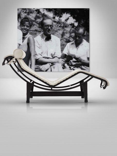 Chaise longue Le Corbusier. #lc4 #silvera #silvraeshop