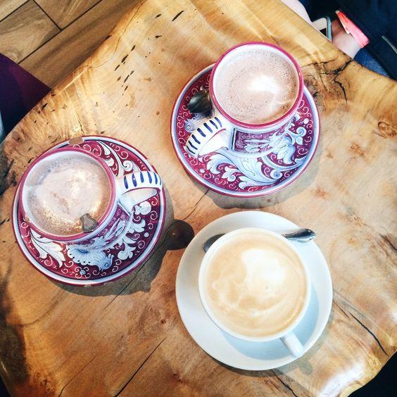 """belleadoreblog: """" Coffe for me…always😊 """""""