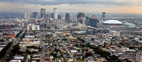 New Orleans is the fastest-growing big city; population increases ...