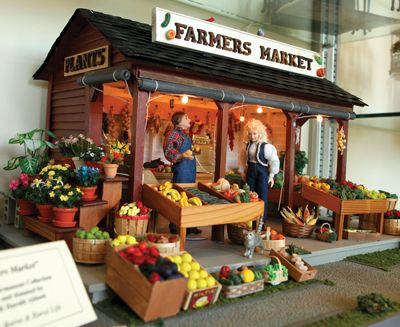 miniature shops - Google Search