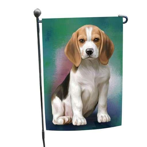 Dog Garden Flags Cat Flag, Beagle Garden Flag