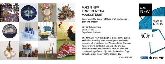 Clementina at Cape Town Stadium | clementina ceramics