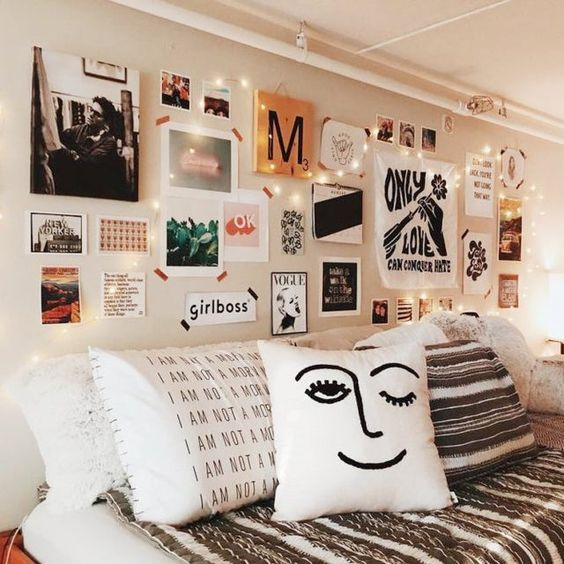 Some aesthetic room ideas
