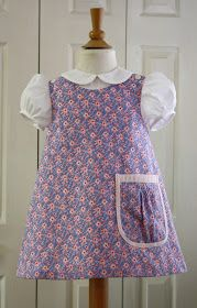 Creations By Michie` Blog: Jumper With Smocked Pocket