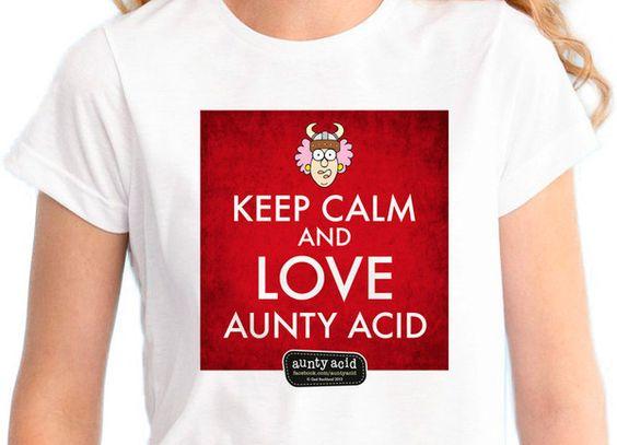 Who LOVES Aunty Acid? <3