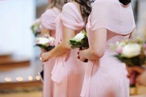 Como elegir los vestidos para tus damas