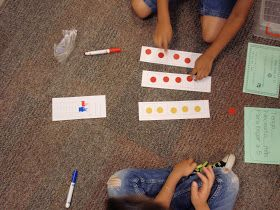 Mrs. Castro's Class: Math Work Station Freebie - How many to 5