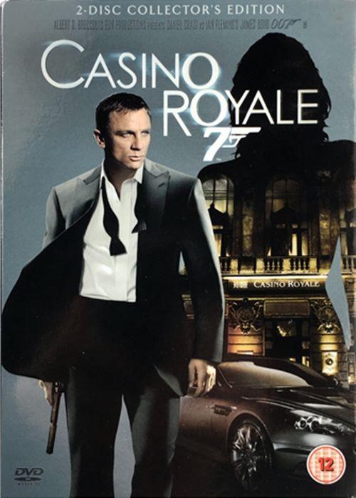 Casino Royale 2 Disc Collectors Edition Region 2 Dvd James Bond 007 Daniel Craig 5035822350878 On Ebid Canada 183877211 Casino Royale Casino Royale Movie Casino