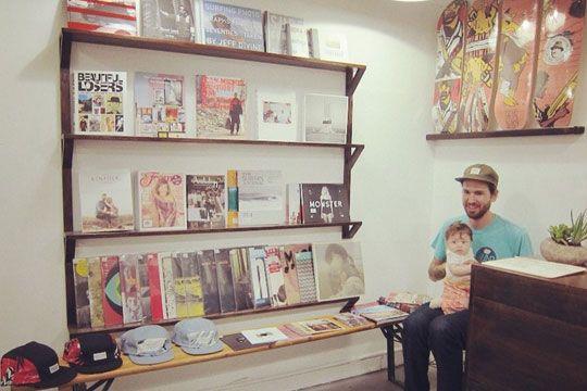 Featured Stockist: Oakland SurfClub - Journal - Kinfolk Magazine