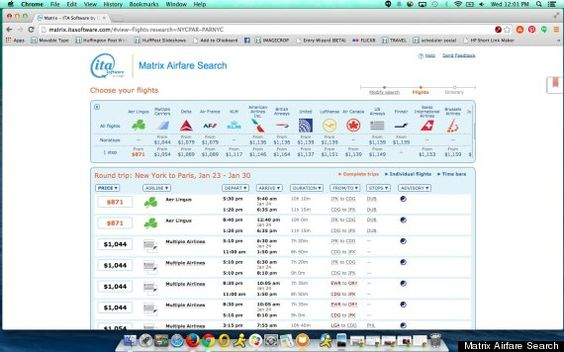 Flexible with Flight Dates? 1 Search Compares 600 Airlines