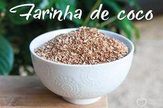 Muito utilizada nas dietas lowcarbs e sem glúten, a farinha de coco vem ganhando bastante espaço na nossa alimentação saudável. Estava eu em casa com um belo coco e pensei! Vou fazer leite de coco …