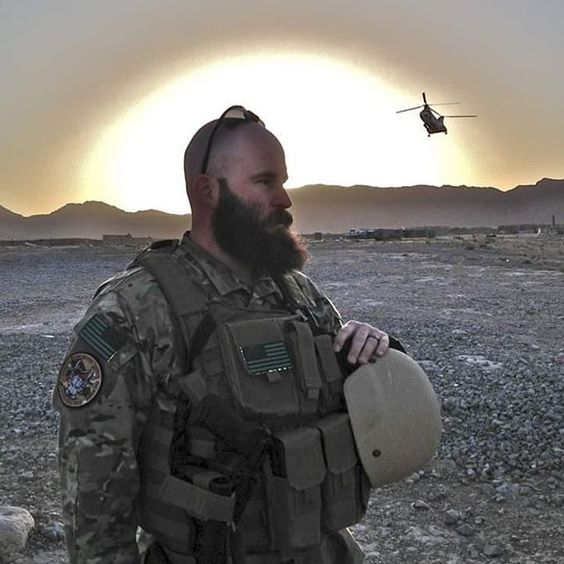 For Your Service And Sacrifice We Salute You View Store Http Ift Tt 2hyl5uc Bald With Beard Viking Men Beard