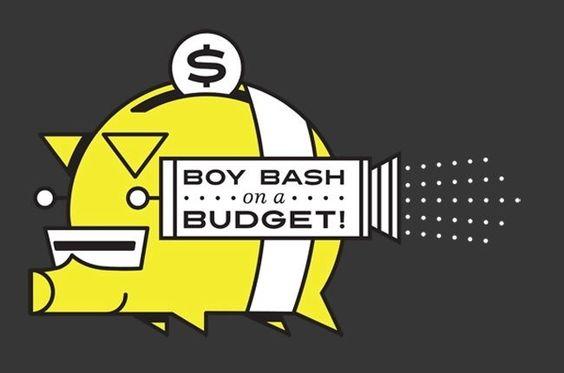 [Boy Bash] Dirt Bike Birthday Dessert Table - Spaceships and Laser Beams