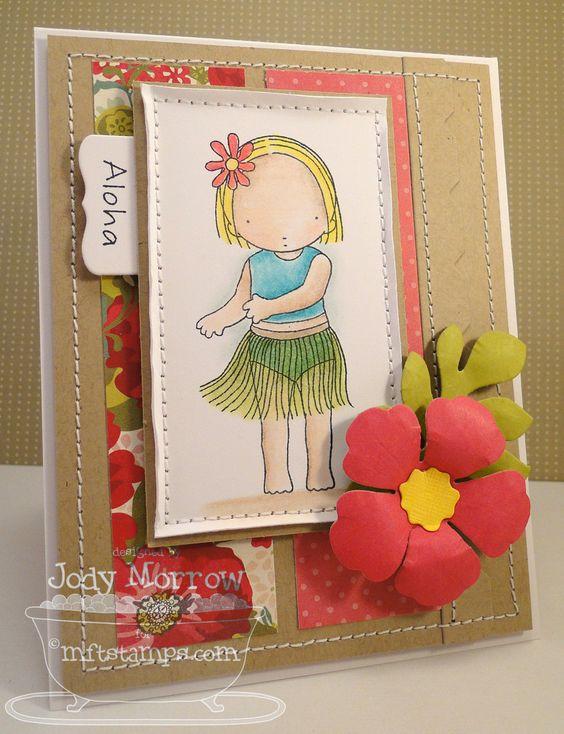 PI Hula Girl - Jody Morrow