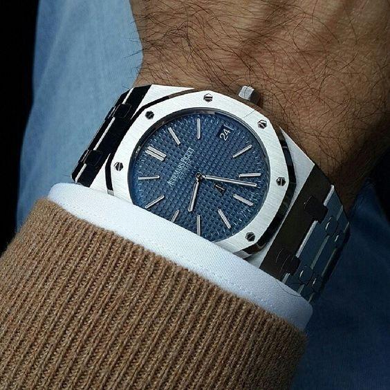 Audimars Piguet Royal Oak #15202 | Clothes, Shoes, and Watches ...
