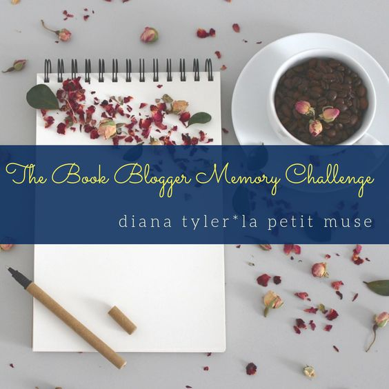 ꧁The Book Blogger Memory Challenge ꧂