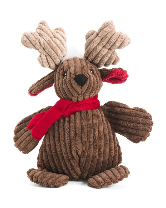 Rudy Chubbie Buddie Dog Toy Holiday Decor Marshalls Dog Toys Tj Maxx Toys