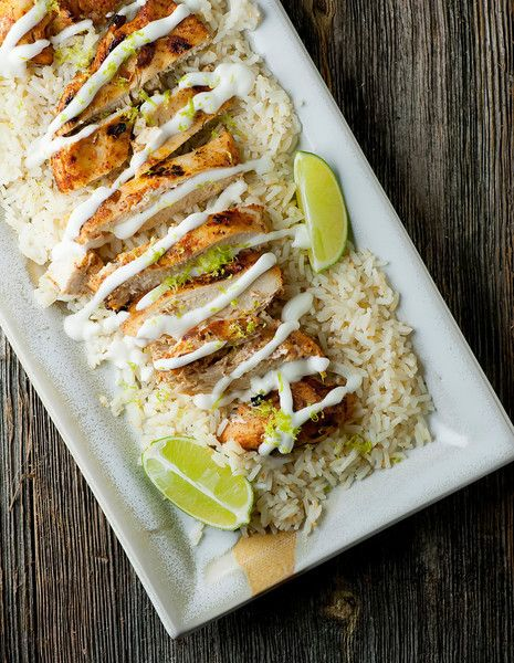 Margarita Chicken - Serves 4  From Framed Cooks