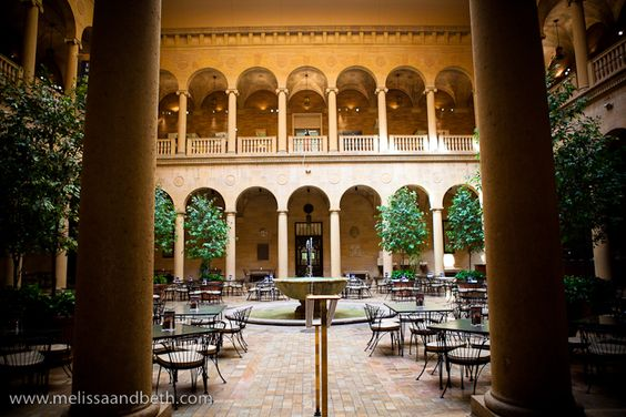 The Nelson Atkins Museum Of Art Kansas City Wedding Reception Venue