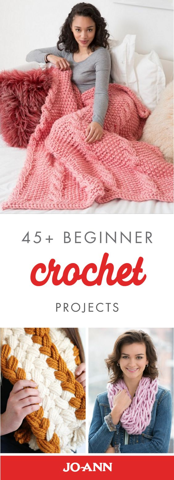 Learn to craft your very own homemade blankets, scarves ...