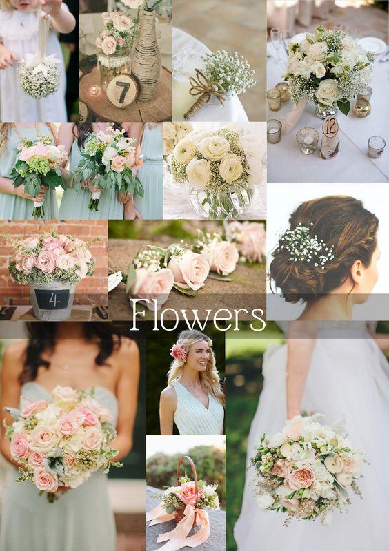My Mood Boards: Flowers