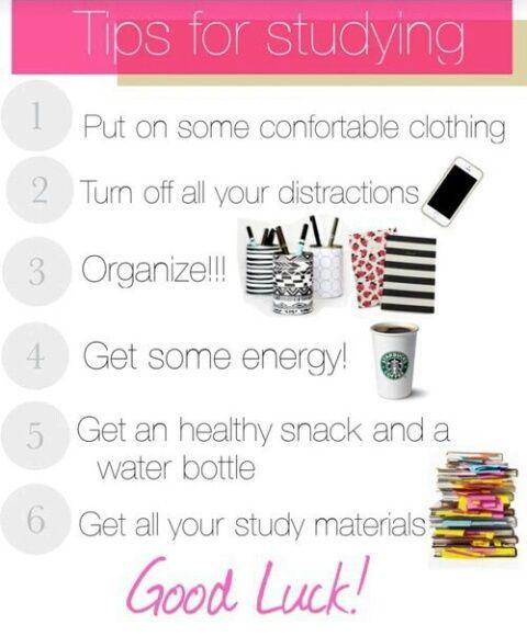 Imagem de study, school, and tips