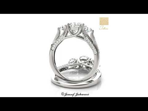 أجمل خواتم و دبل الماس 2019 Youtube Engagement Rings Jewelry Rings