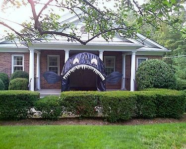 giant whale mouth