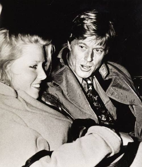 robert redford with his daughter amy robert redford
