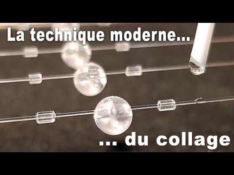 Les Secrets D Un Montage Reussi La Technique Moderne Du Collage Youtube Nœuds De Peche Peche En Mer Peche