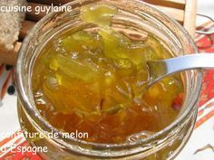 La confiture de melon d'Espagne | Cuisine-Guylaine