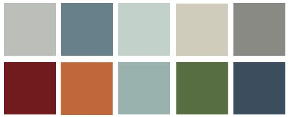 Hale navy paint colors and furniture on pinterest for Paint colors that go together