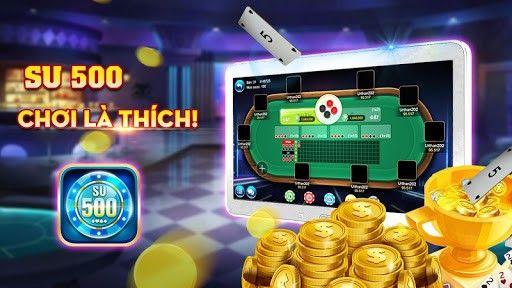 Tải game bài đổi thưởng su500 cho iPhone   Chơi game, Game, Ios