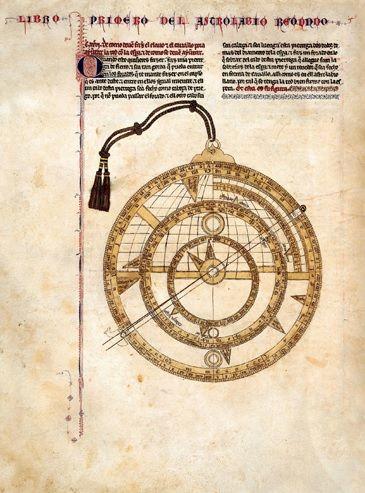 Resultado de imagen de Libro del saber de astrología