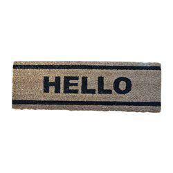 Paillasson Home - 25 x 75 cm. - Hello