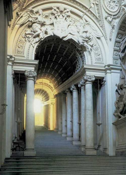 Scala Regia, Vatican City