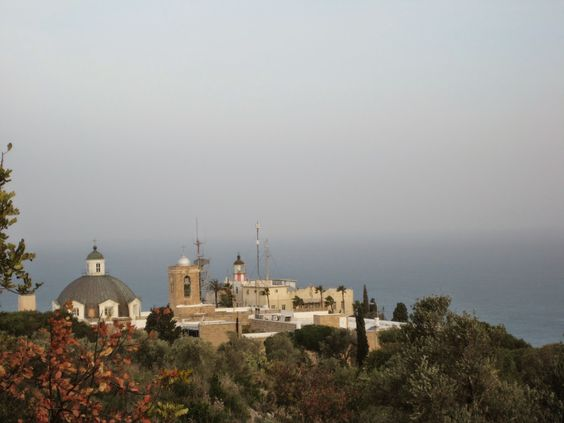 The Stella Maris Monastery or Monastery of Our Lady of Mount Carmel in Haifa is a 19th-century Discalced Carmelite monastery located on the slopes of Mount Carmel in Israel.