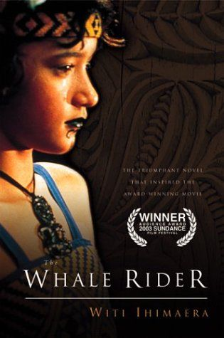 Whale Rider - What a beautiful film; I highly recommend it.  I've read the book too and suggest it as well.  The Maori have a fascinating culture.  I am thrilled this movie showed some of their unique traditions and shared a few stories important to their heritage.