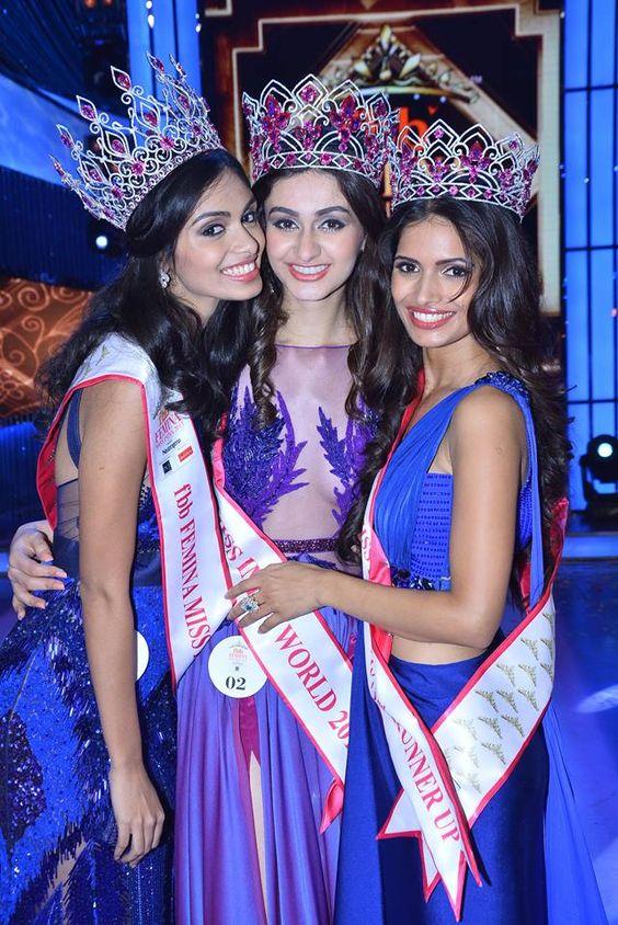 ADITI ARYA CROWNED FEMINA MISS INDIA WORLD 2015 (8)