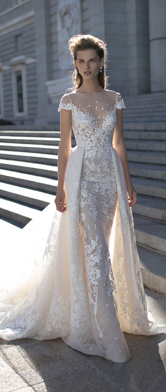 Wedding Dress by Berta Spring 2016 Bridal Collection: