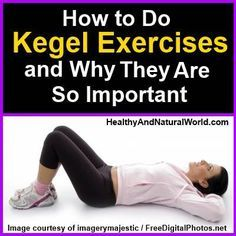 Can consult after kegels orgasm lost intensity really