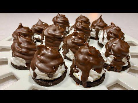 وصفة طفولتي راس العبد مع كريمة لحشو الكيك Youtube Desserts Food Breakfast
