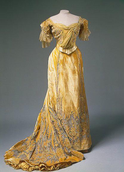 Empress Alexandra's Clothing; Formal and Informal