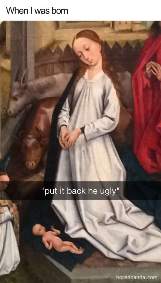 183 Art History Memes That Prove Nothing Has Changed In 100s Of Years