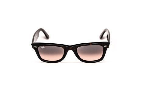 Women's Tortoise Wayfarer Ray-Ban Sunglasses – Designersunglassoutlet.com